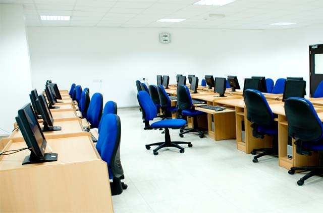 Computer lab & class Room